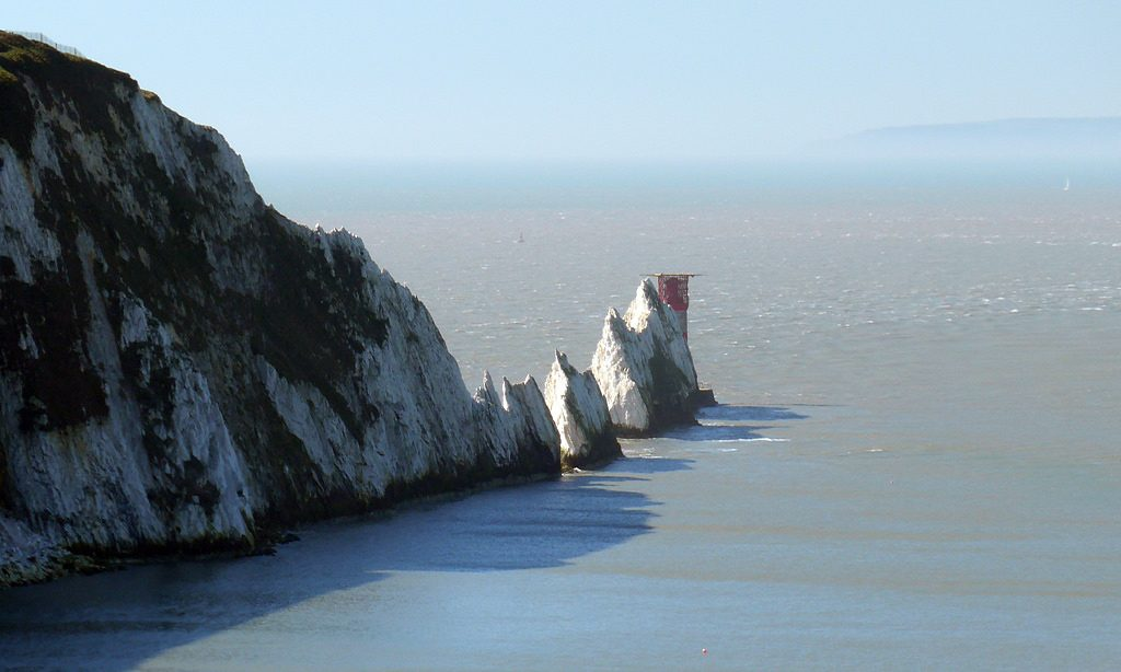 The Needles, Isle of Wight | © Andrew Gustar/Flickr