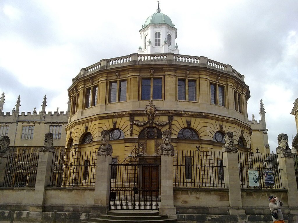 The 10 Most Beautiful Buildings in Oxford