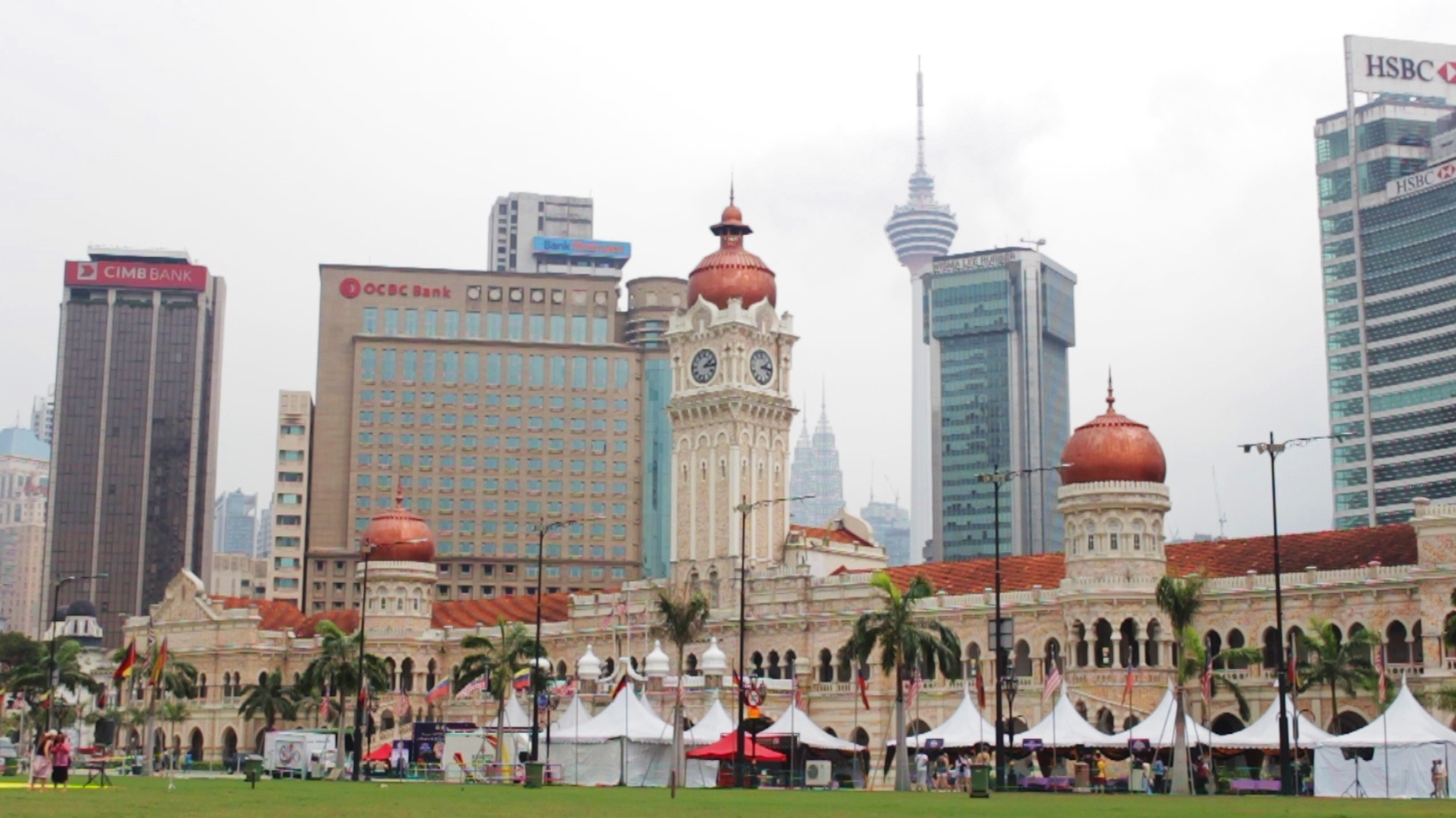 A History Of The Sultan Abdul Samad Building In 60 Seconds