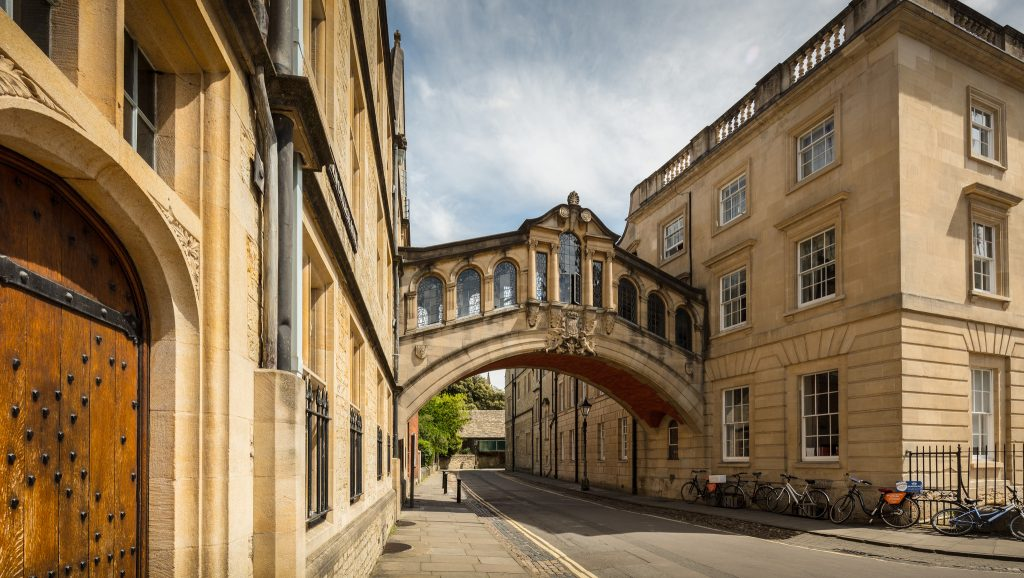 Attrayant University Of Oxford, The Bridge Of SIghs | © Michael D Beckwith/Flickr