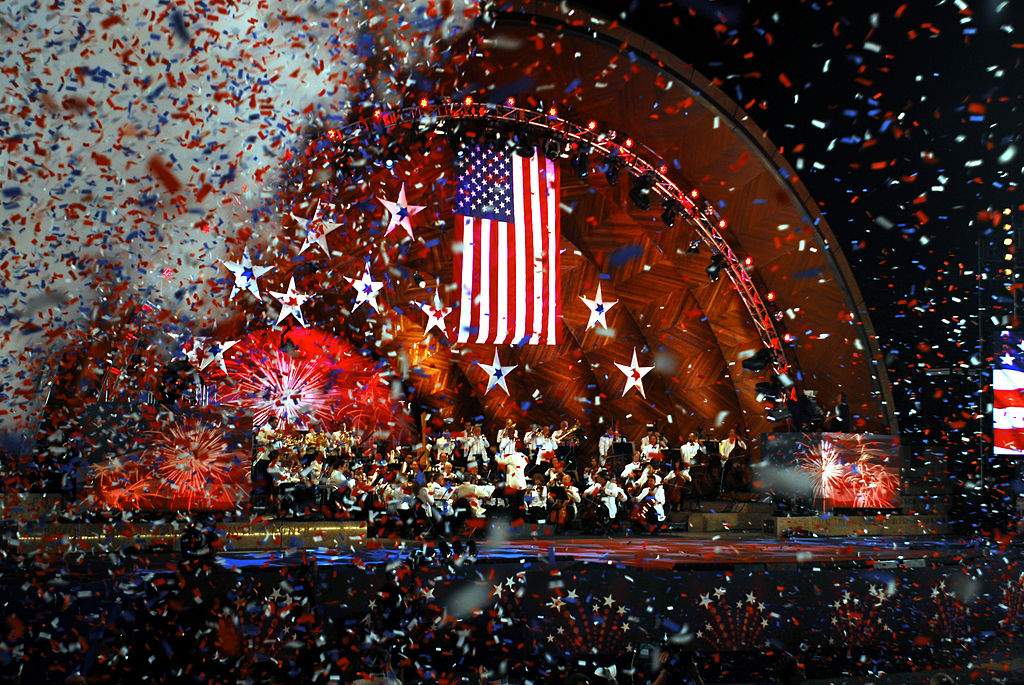 Boston Pop Concert | © United States Navy