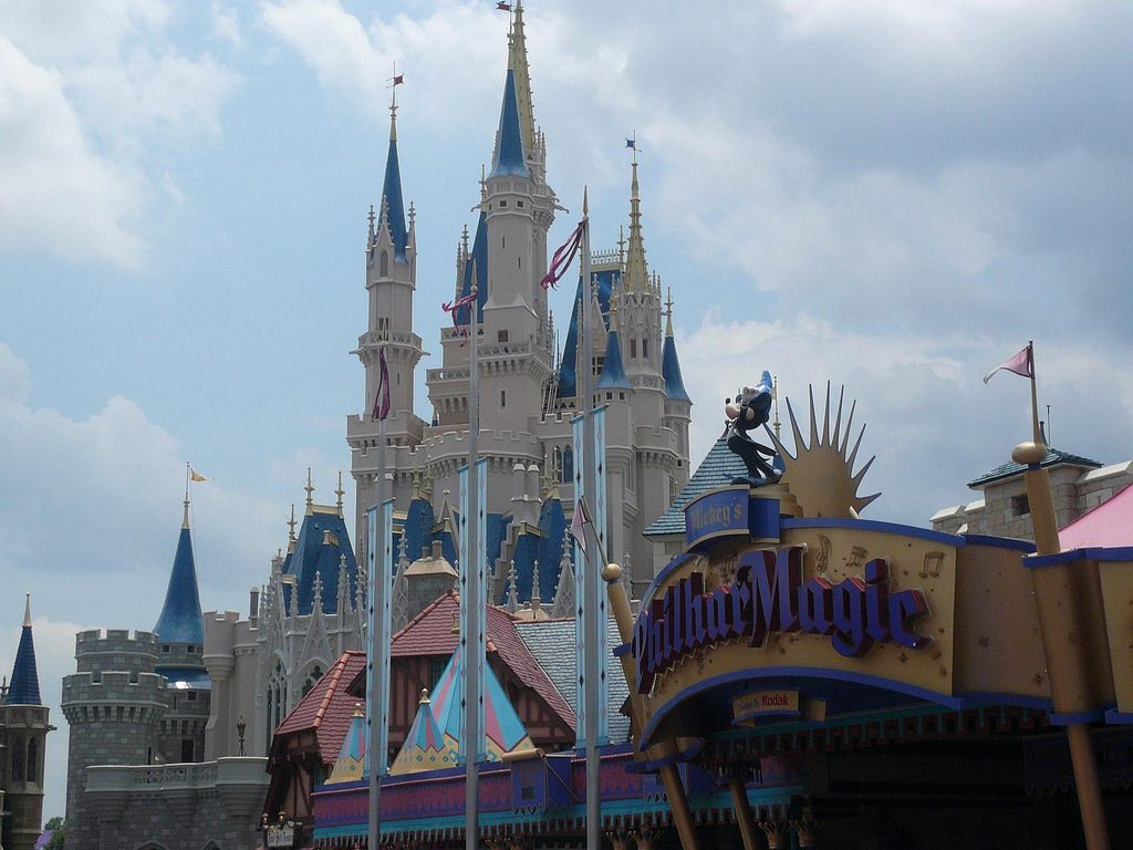 Magic Kingdom at Walt Disney World | © Michael Gray / Flickr