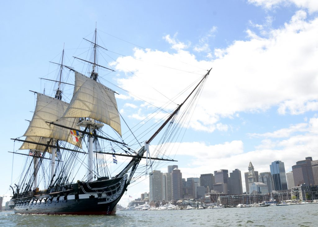 USS Constitution | © CHIPS