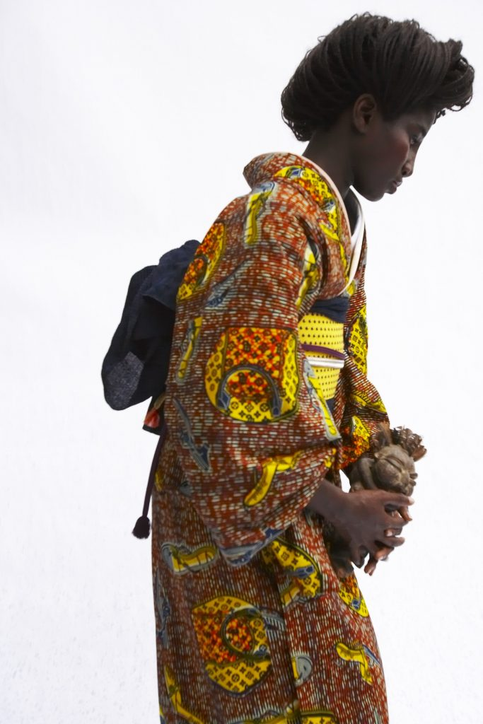 Wearable Art Exploring How Japan And West Africa Intersect