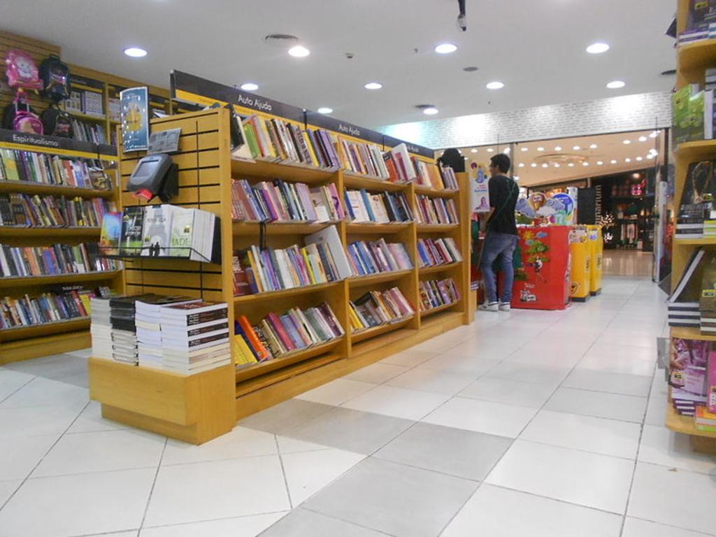 Saraiva Bookstore Rio de Janeiro |© Eduardo P/WikiCommons