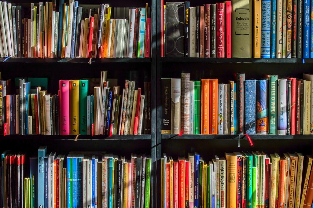 Books | Pexels