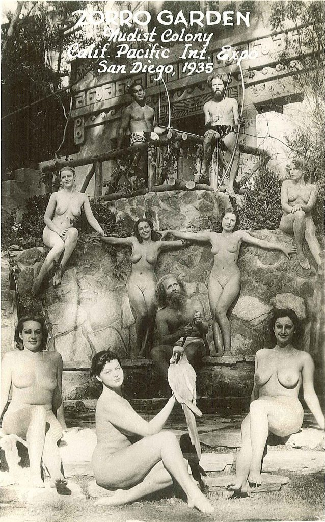 The Story Behind Balboa Parks Former Nudist Colony-9835