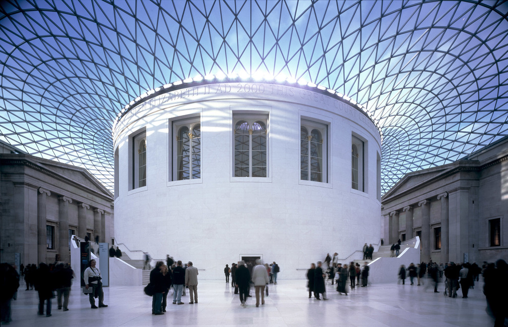 Great Court, the British Museum | © Courtesy of the British Museum