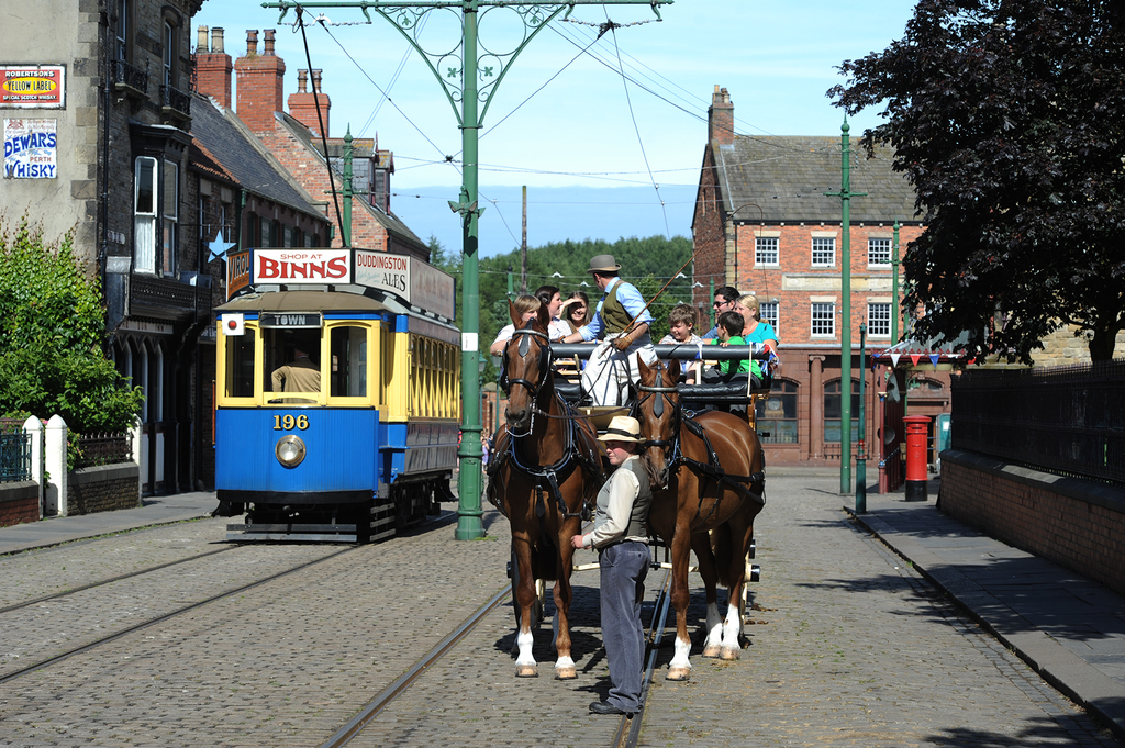 The Town at Beamish | Courtesy of Beamish