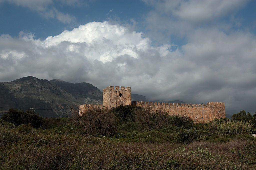 Frangokastello, Crete | © Jerzy Strzelecki / Wikimedia Commons