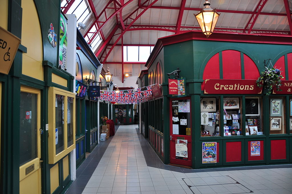 Victorian Market | © WikiCommons
