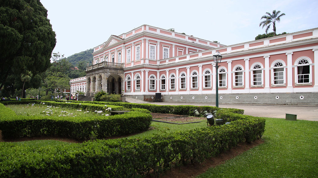 Imperial Museum of Brazil |©Halley Pacheco de Oliveira/WikiCommons
