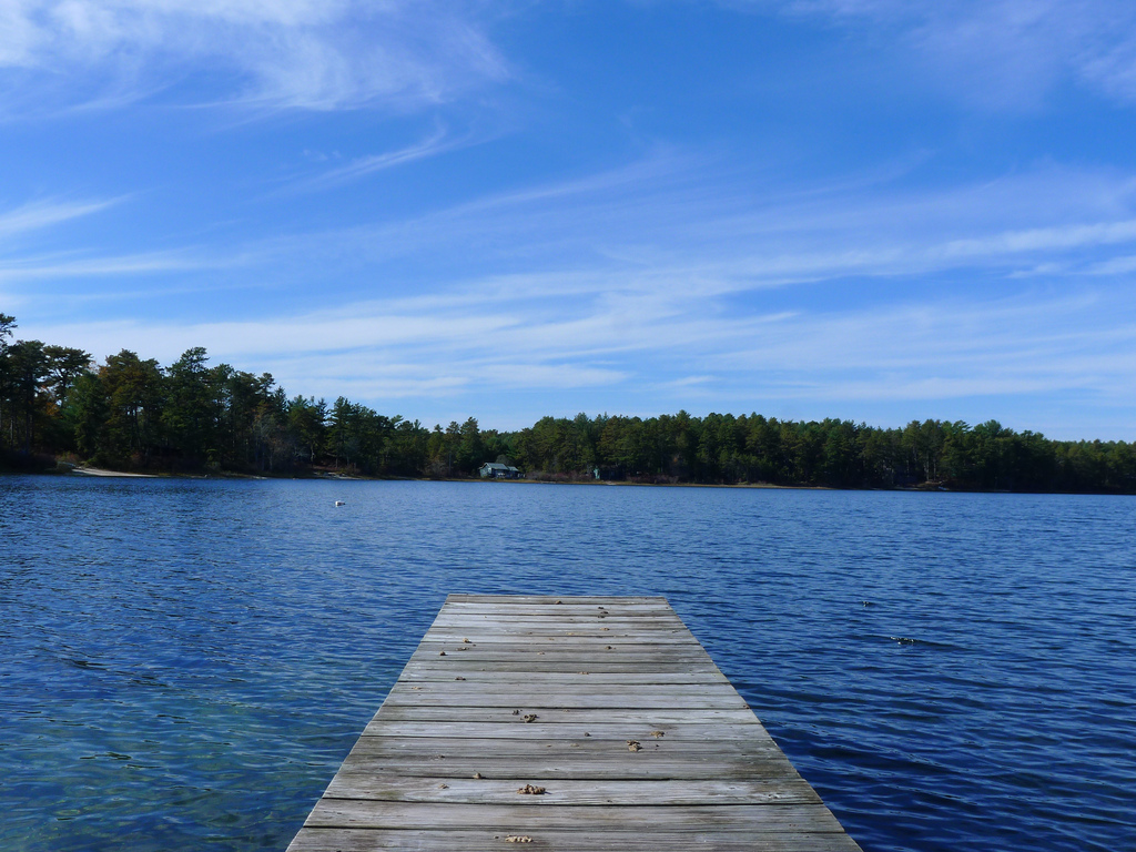 Pier College Pond, Myles Standish State Forest | © chipmunk_1/Flickr
