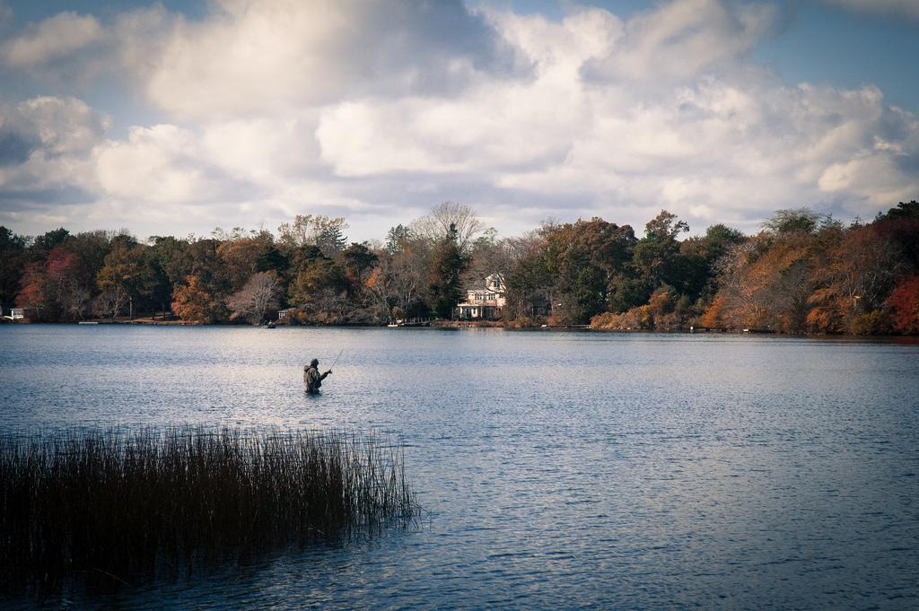 Scargo Lake, Cape Cod | © Marc Berry Reid/Flickr