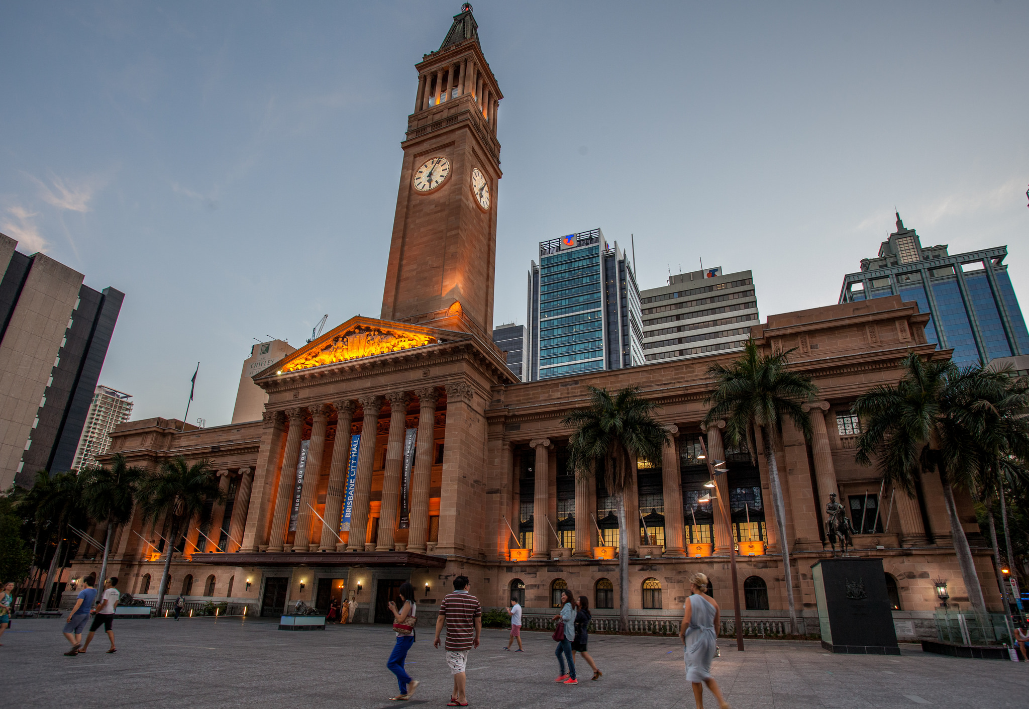 The Most Impressive Buildings In Brisbane
