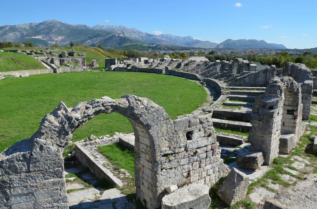 Salona | © Carole Raddato/Flickr