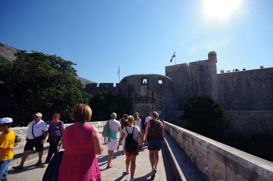 Dubrovnik City Walls | © Twang_Dunga/Flickr