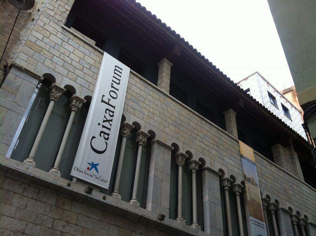 CaixaForum, Girona | ©Kippelboy / Wikimedia Commons