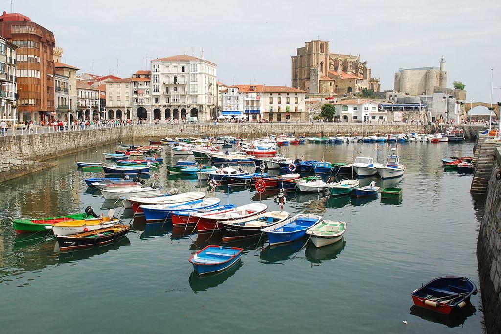 Castro Urdiales, Basque Country, Spain | ©Emilio García / Flickr