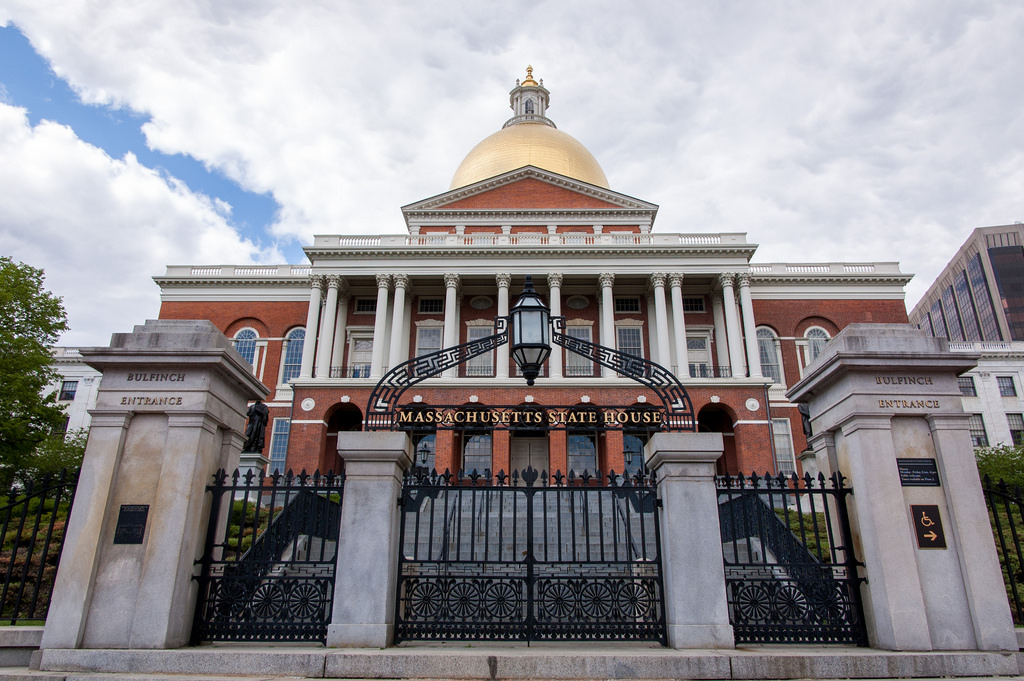 Massachusetts State House | © massmatt/Flickr