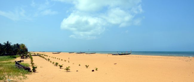 The Most Beautiful Beaches In Ghana
