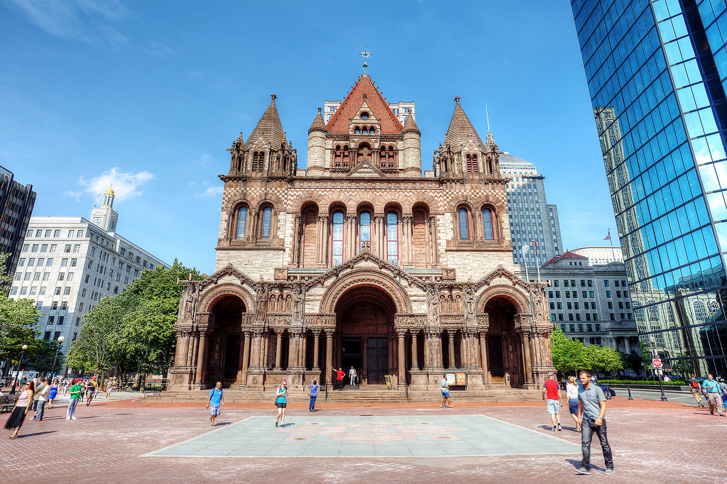 Trinity Church | © Matthew and Heather/ Flicker