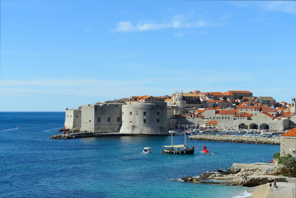 Dubrovnik City Walls | © Ivan Ivanovic/Flickr