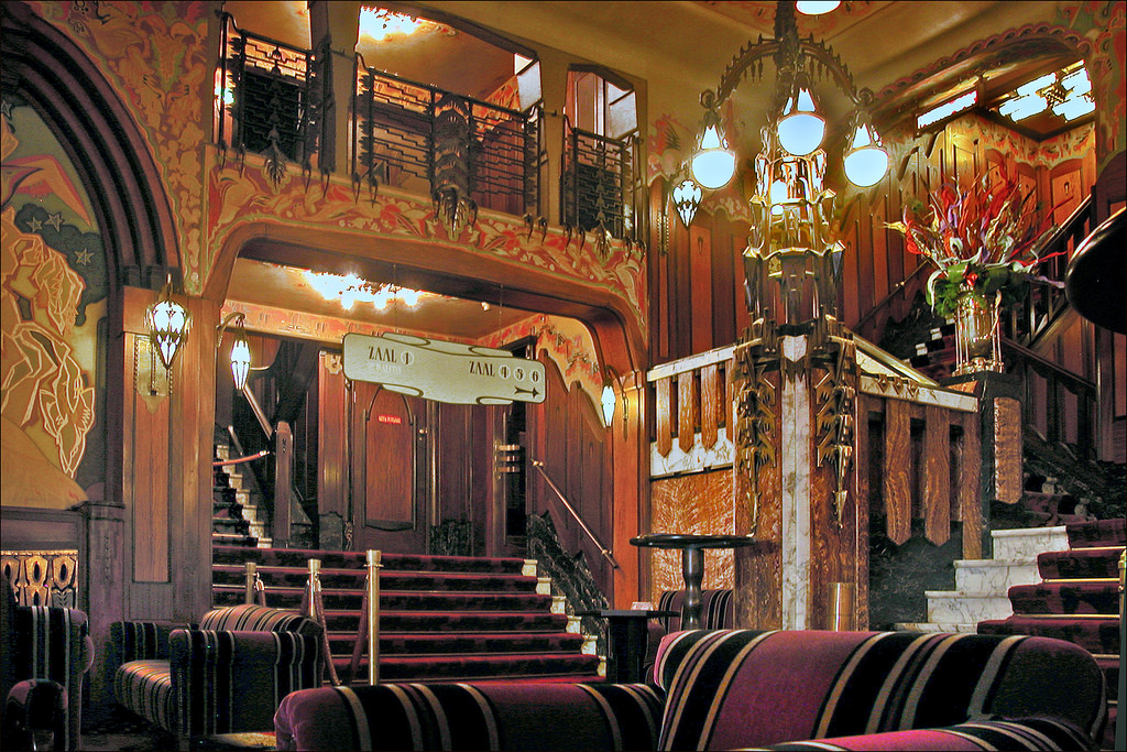 The Tuschinski cinema | © Jean-Pierre Dalbéra/Flickr