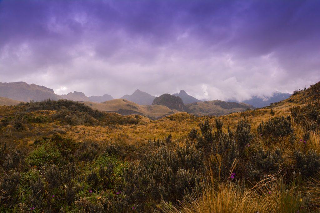 Cayambe Coca National Park, Ecuador | © Carine06 / Flickr