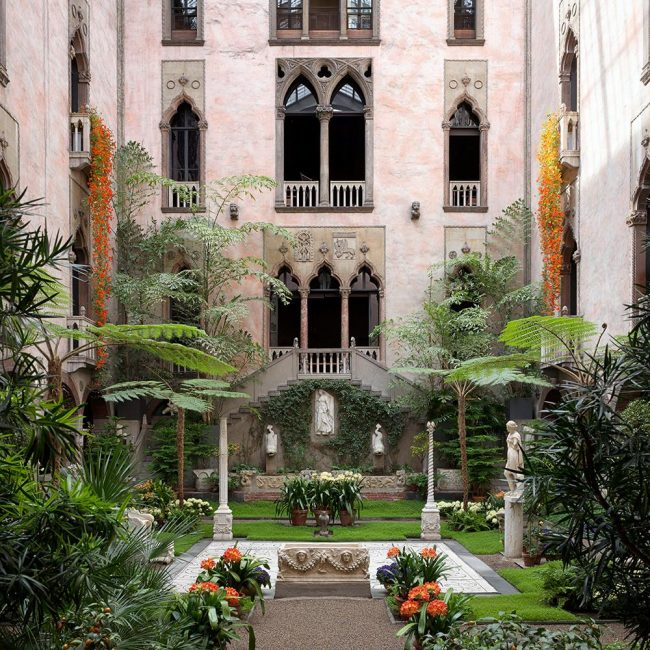Courtesy of Isabella Stewart Gardner Museum