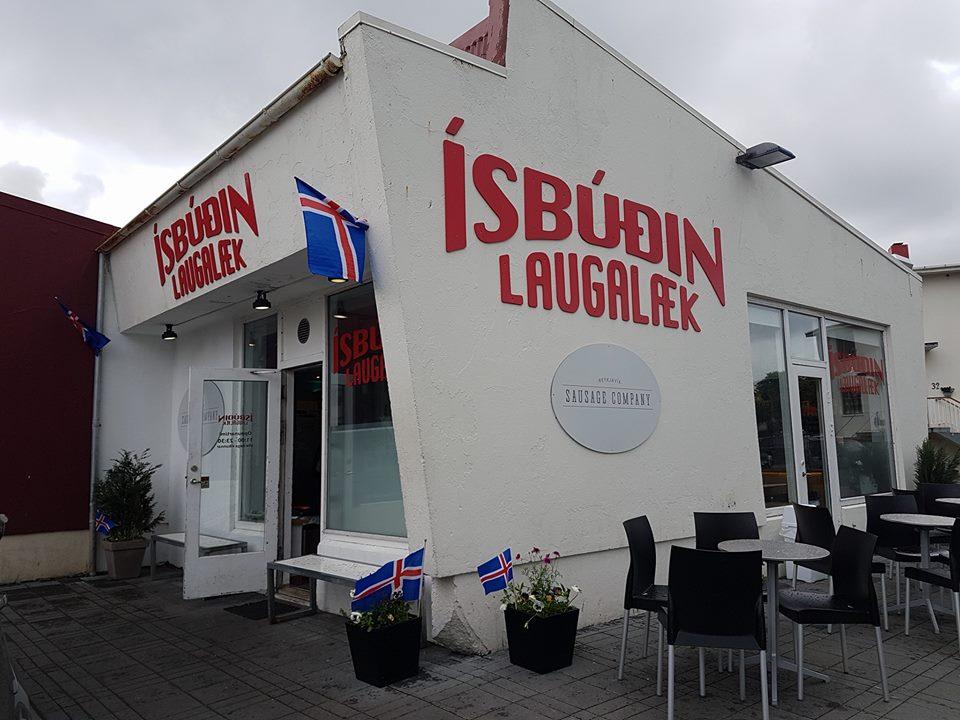 | Courtesy of Ísbúðin Laugalæk