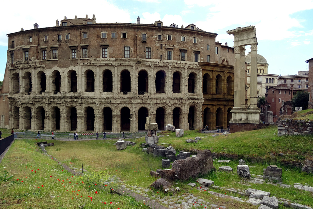 The 11 Most Impressive Buildings In Rome