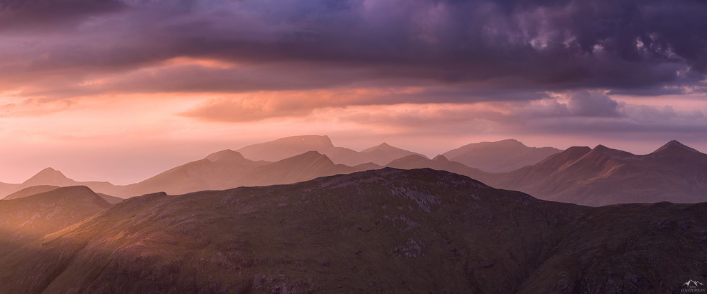 Ben Nevis Range | © john mcsporran/Flickr