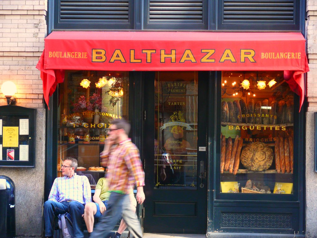 New York's Balthazar│© vilandez/Flickr