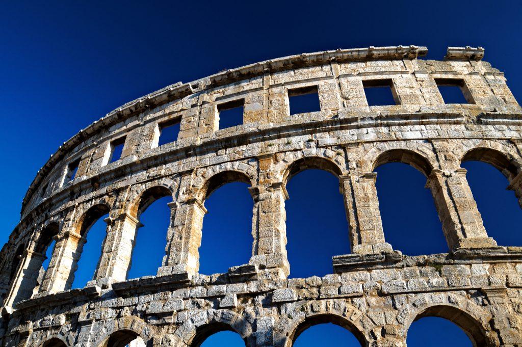 Pula Amphitheatre | © Christoph Sammer/Flickr