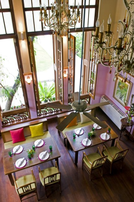 The best boutique hotels in bangkok for Best boutique hotels 2017