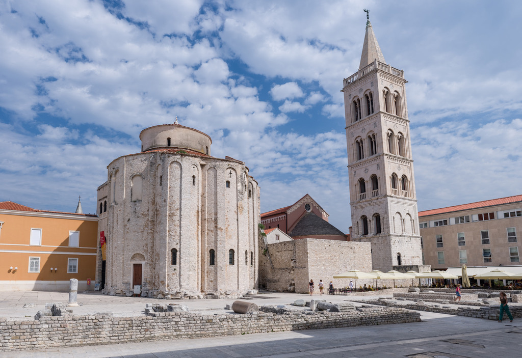 Zadar | © Luca Sartoni/Flickr