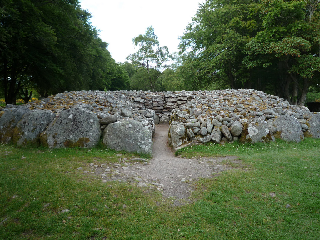 Clava Cairns | © Maurice King/Flickr