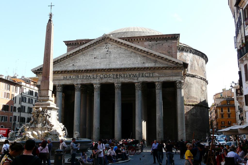 Roman Architecture Buildings the 11 most impressive buildings in rome