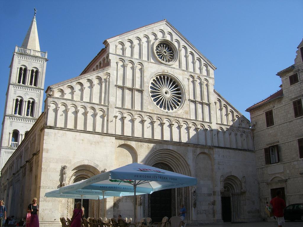 Zadar Cathedral | © Peter Collins/Flickr