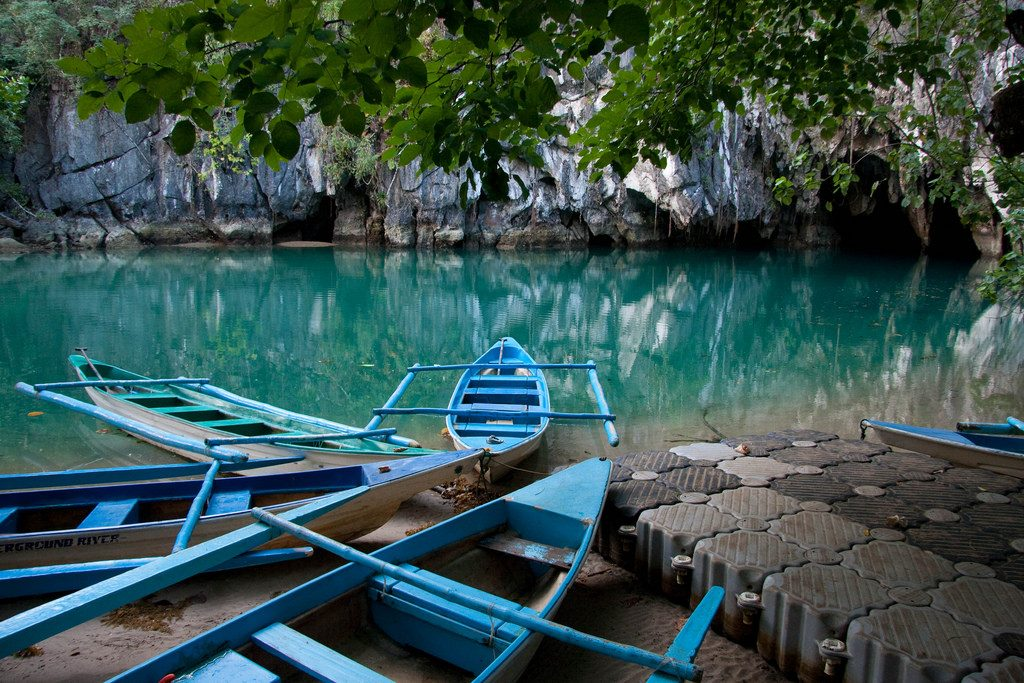Puerto Princesa Underground River | © Carrie Kellenberger / Flickr