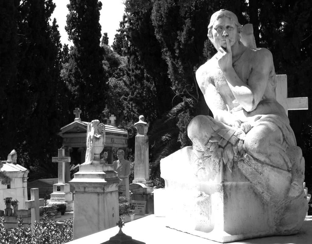 First Cemetery of Athens, Greece | © Tilemahos Efthimiadis / Flickr