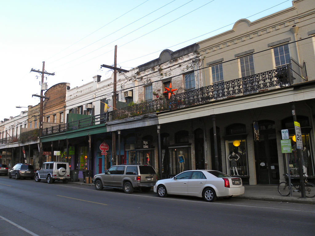 The Coolest Neighborhoods In New Orleans