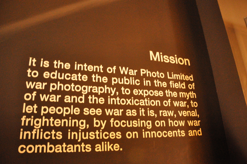 War Photo Limited | © Jennifer Boyer/Flickr