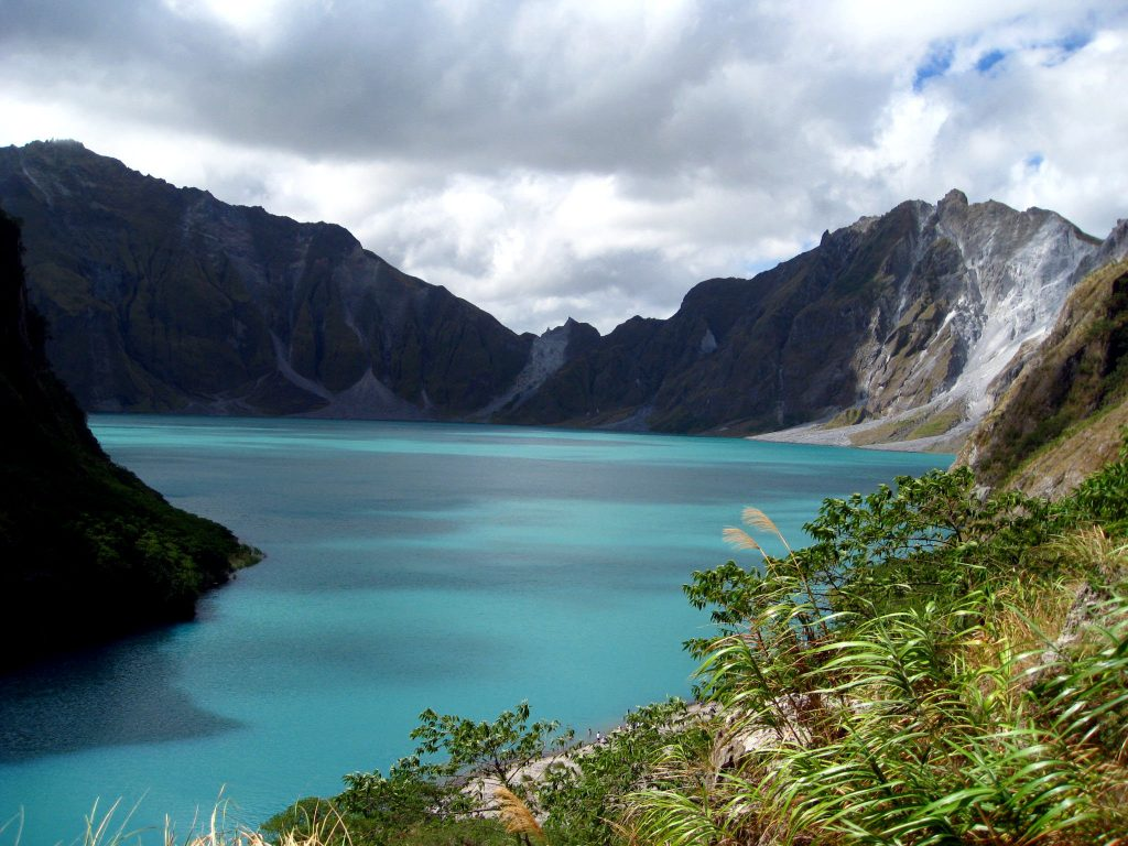 Pinatubo Crater Lake | © Dahon / Flickr