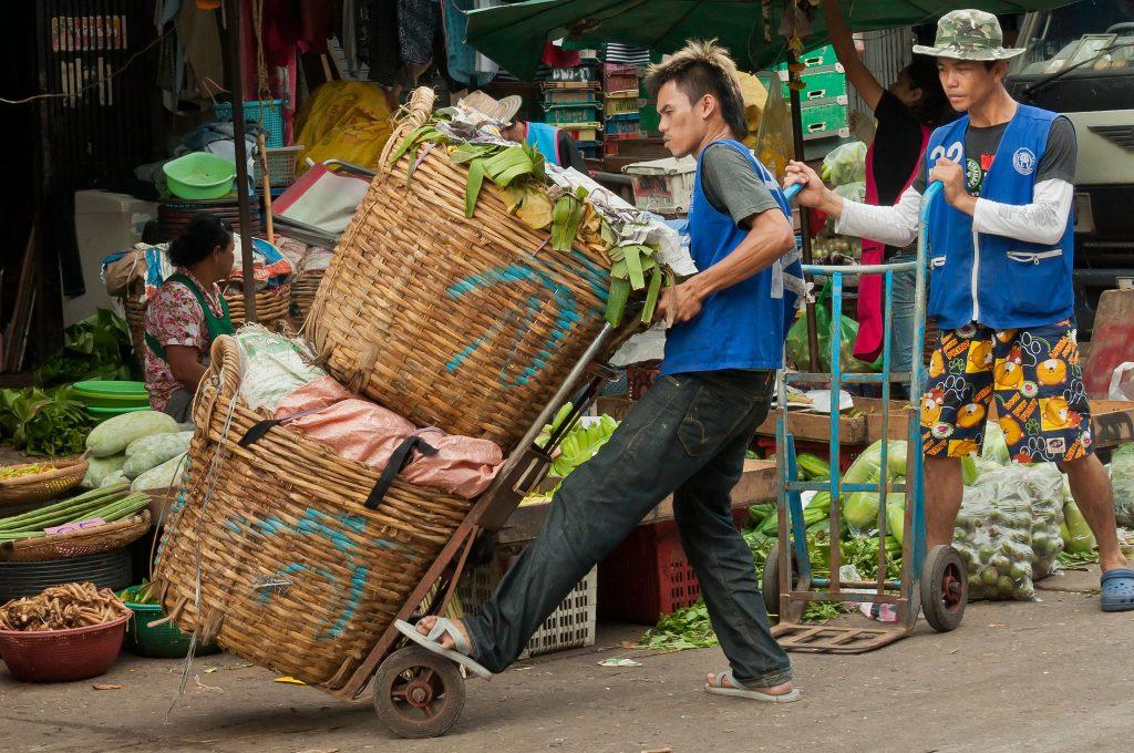 The Story Behind Bangkok S Biggest Slum Khlong Toey