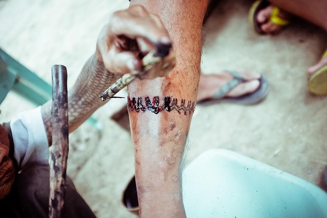 Meet Apo Whang Od The Last Kalinga Tattoo Artist In The