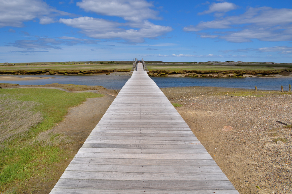 Sandwich Boardwalk | © Massachusetts Office of Travel & Tourism/Flickr