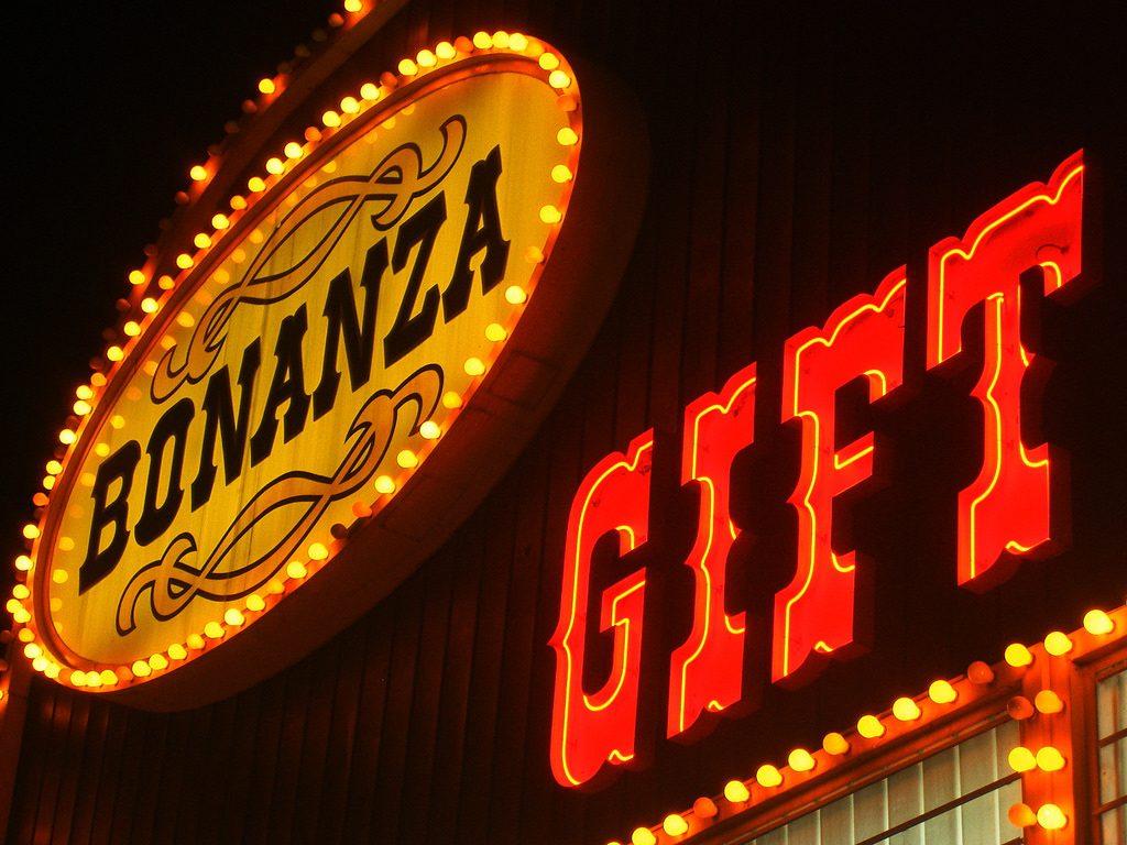 Bonanza Gift Shop | © Sarah Nichols/Flickr