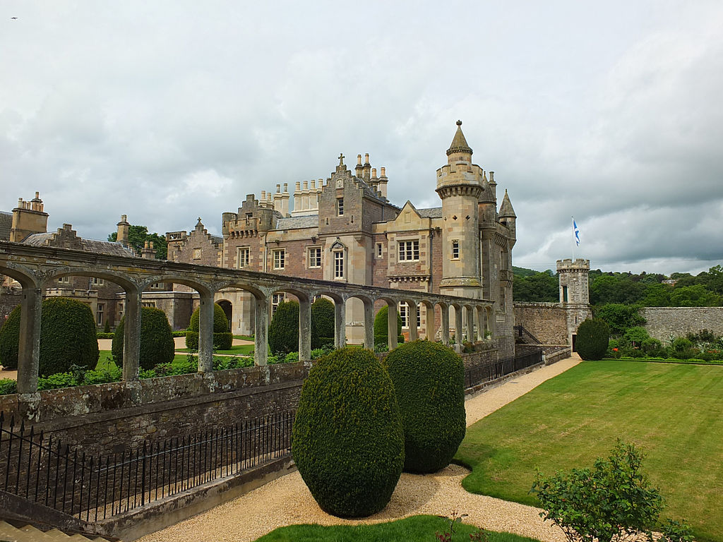 Abbotsford House | © WikiCommons